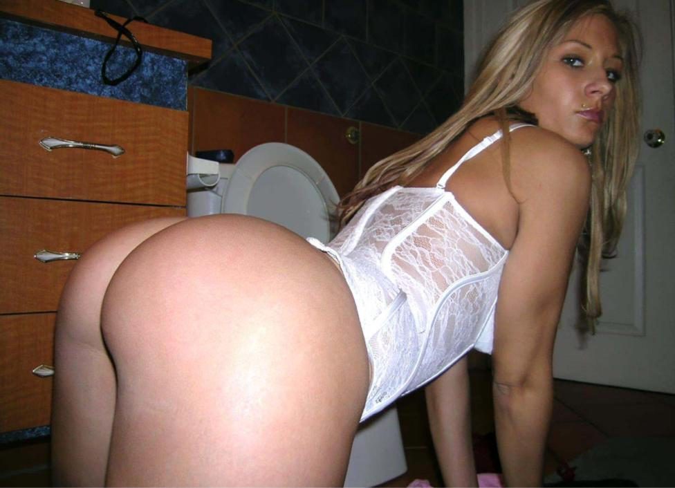 Blonde Amateur Teen Big Booty 121